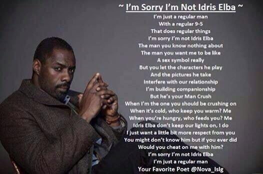Idris Elba poem by @Nova_isig