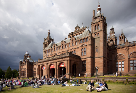 Kelvingrove Art Gallery and Museum, Glasgow, Scotland. (Nick Servian/Robert Harding /AP Images)