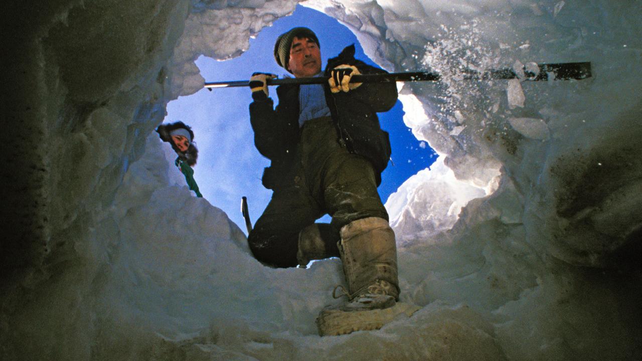 Human Planet Episode 3 Arctic Bbc America