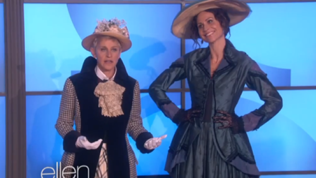 Minnie Driver, Ellen, Screen Shot