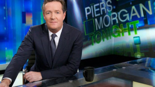 Piers Morgan, ON TV