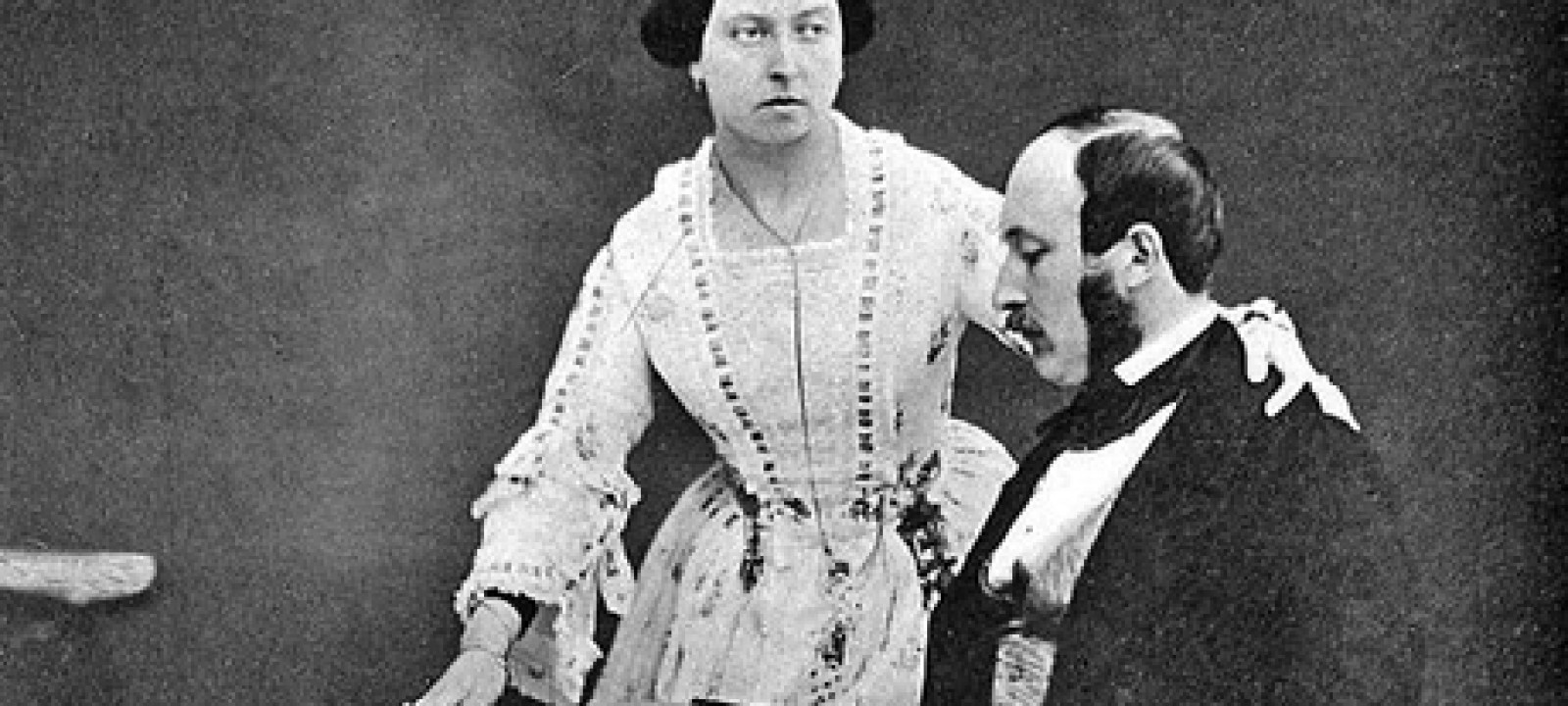 Queen Victoria and Prince Albert