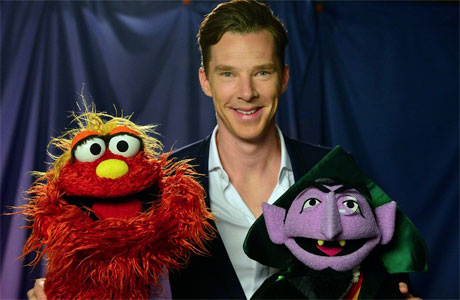 Benedict Cumberbatch, Murray and the Count