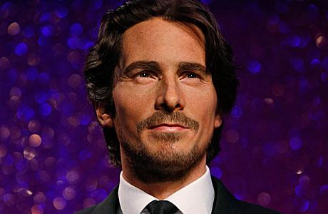 Christian Bale: Batmannequin (AP Images)