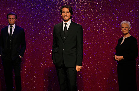 Christian Bale's waxwork