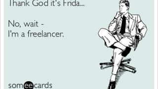 Freelance, ecard