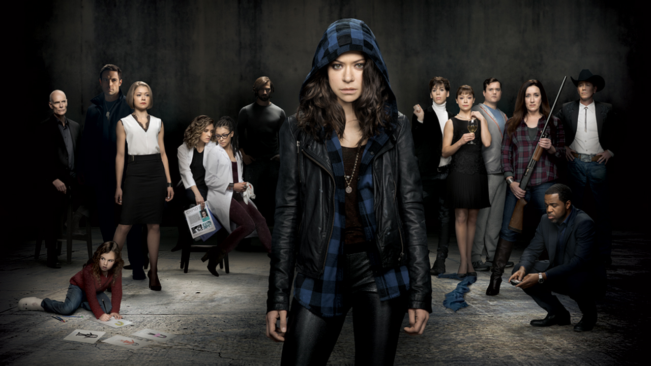 First Look: Orphan Black Season Two Poster | Anglophenia ...
