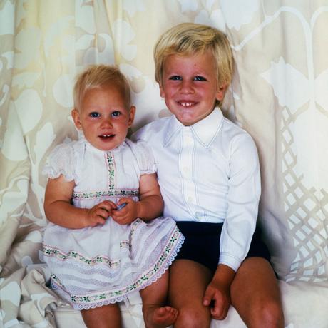 Snapshot: 17 Photos of British Royals as Babies ...