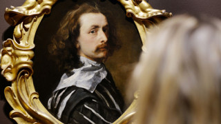 Sir Anthony Van Dyck portrait fund