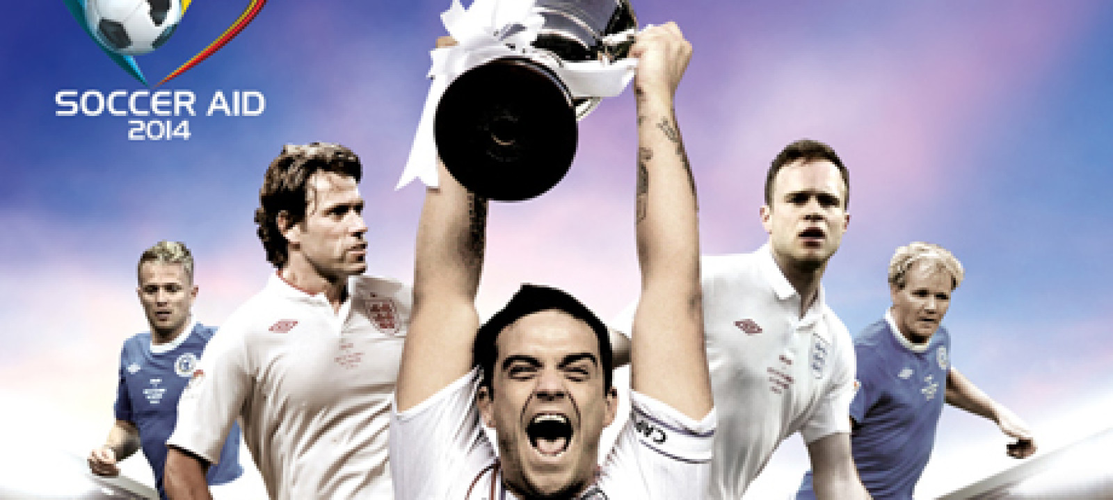 Soccer Aid 2014