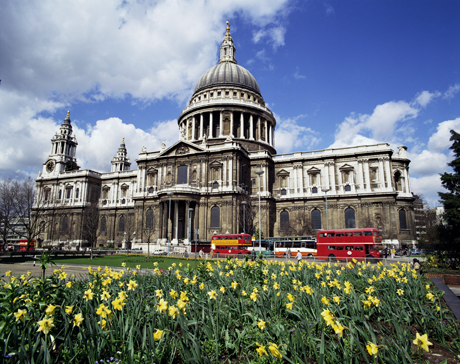 St. Paul's Cathedral, London, England, United Kingdom, Europe. (Walter Rawlings/Robert Harding /AP Images)