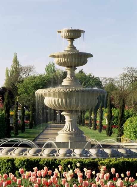 Regents Park, London, England. (Ellen Rooney/Robert Harding /AP Images)
