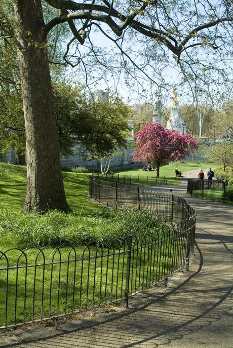 St. James's Park, London, England, United Kingdom. (Ethel Davies/Robert Harding /AP Images)