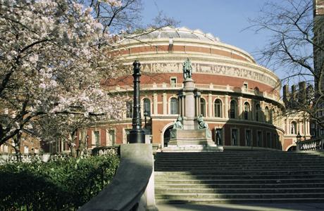 The Royal Albert Hall, Kensington, London, England, United Kingdom. (Photo by: Robert Harding Productions /AP Images)