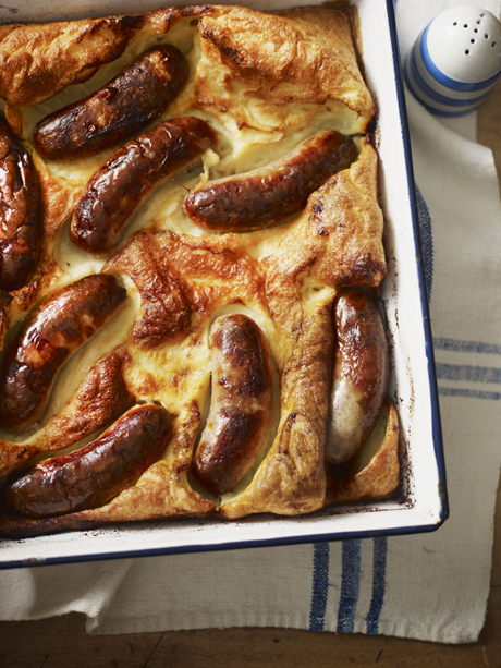 Toad in the Hole (Rex Features/AP)