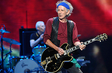 Keith Richards (Photo by Chris Pizzello/Invision/AP)