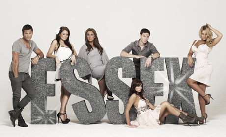 UGGs (ugh), streaky spray tans, and excess in 'Essex.' Aren't you glad you missed this, veteran expats? (Photo via Hulu)