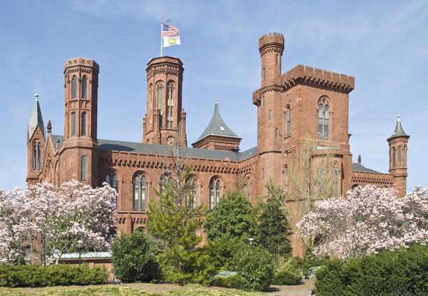 The Smithsonian (Photo: Fotolia)