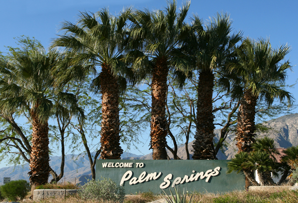 Palm Springs (Photo: Fotolia)