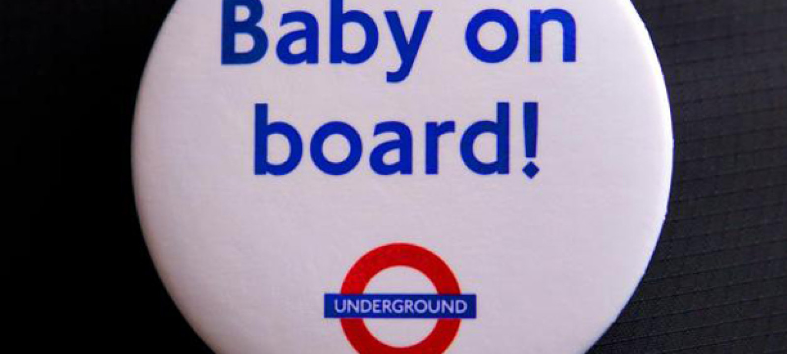 Baby on Board, Badge