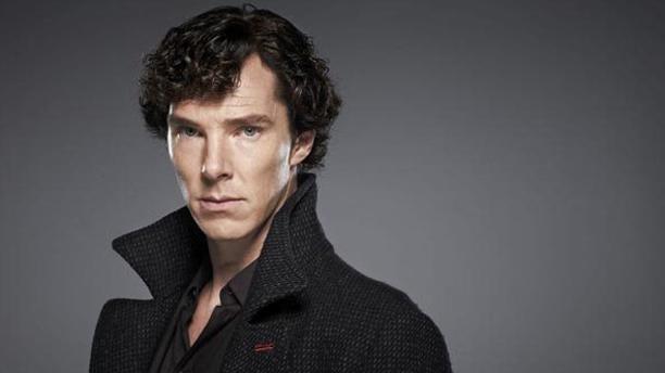 Benedict Cumberbatch as Sherlock Holmes in 'Sherlock' (Pic: BBC)