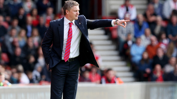 April 12, 2014 - Southampton, United Kingdom - Cardiff City manager Ole Gunnar Solskjaer- Barclays Premier League - Southampton vs Cardiff City - St Mary's Stadium - Southampton - 12th April 2014 - Picture Matt Watson/Sportimage. (Cal Sport Media via AP Images)