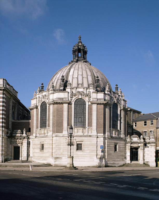 Eton College Library, Eton, Berkshire, England, United Kingdom (Robert Harding Productions/AP)