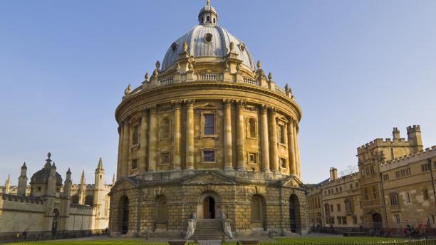 The Radcliffe Camera, Oxford, Oxfordshire, England, United Kingd ... (Neale Clark/Robert Harding/AP)