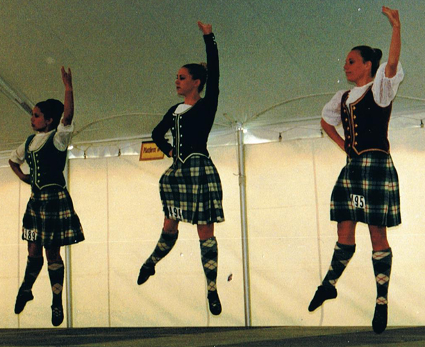 (Maine Scottish Dancing)