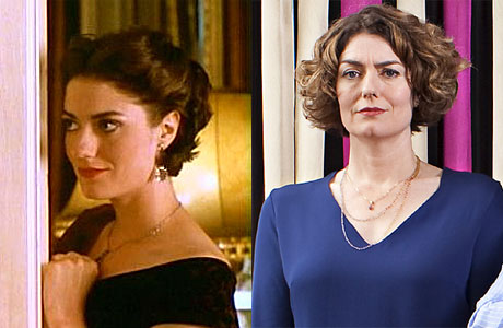 Anna Chancellor as Henrietta, and in the BBC's 'Pramface'