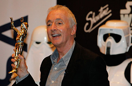 Anthony Daniels  (AP Photo/Eduardo Verdugo)