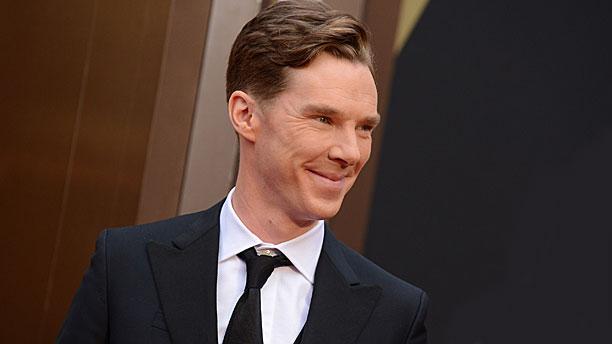 Benedict Cumberbatch (Photo by Jordan Strauss/Invision/AP)