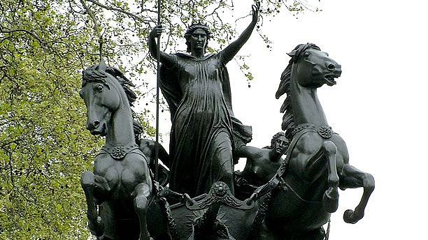 'Boadicea' by Thomas Thornycroft (Pic: Wikipedia)