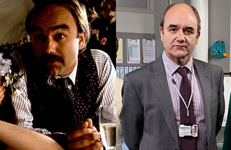 David Haig as Bernard, and in the BBC's 'The Wright Way'