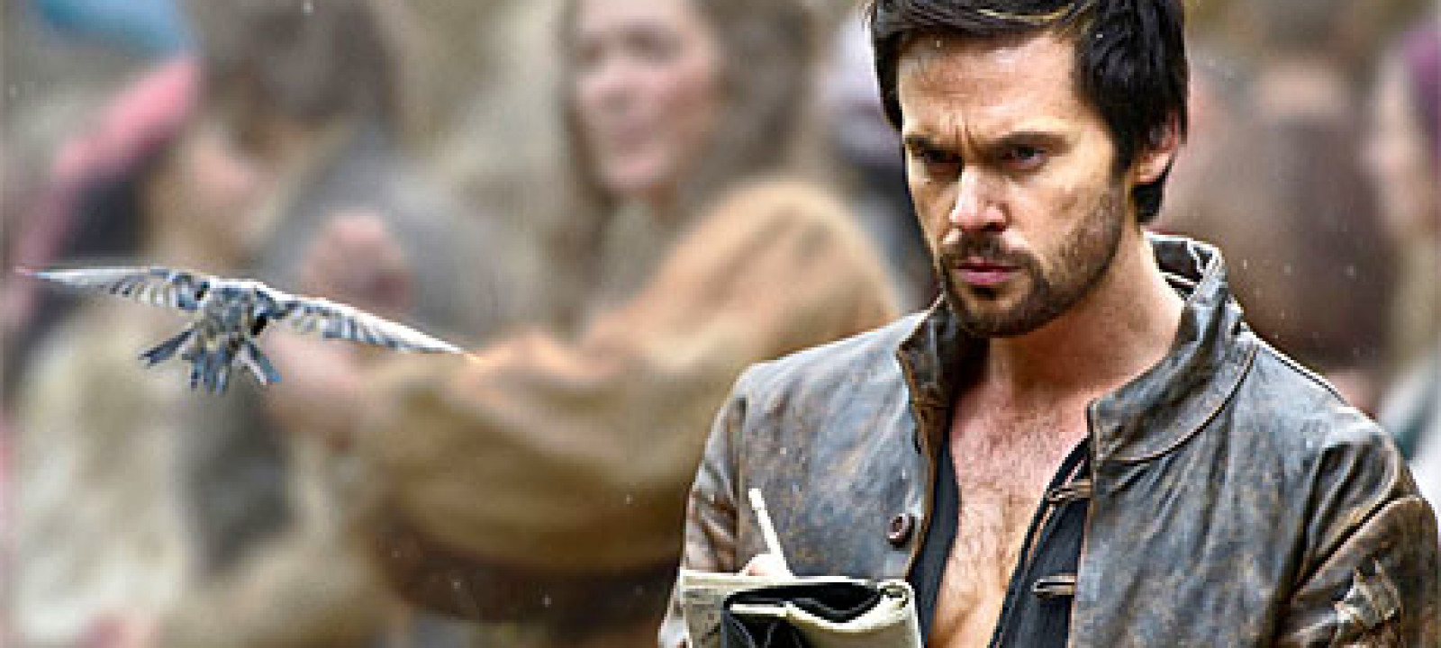 Tom Riley in 'Da Vinci's Demon's