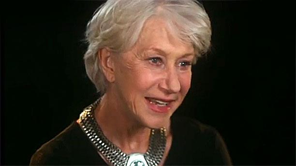 Dame Helen Mirren (Pic: BBC)