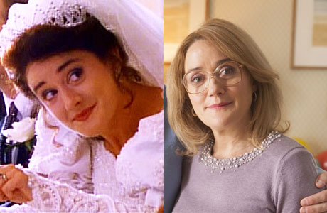 Sophie Thompson as Lydia, and in the BBC's 'Inside No.9'
