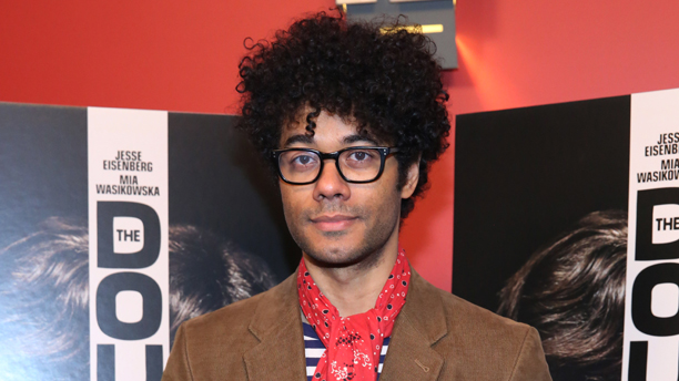 Richard Ayoade at the NYC premiere of 'The Double' (Photo: Wendy Ploger/Invision/AP)