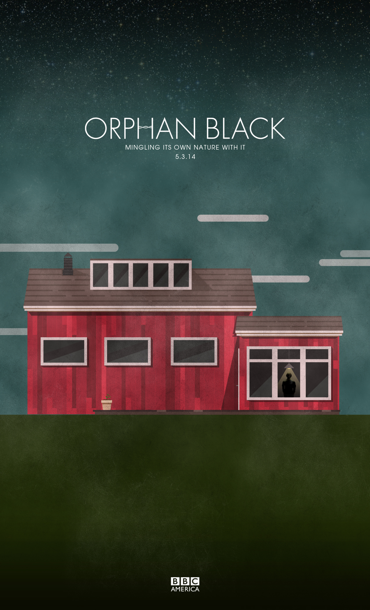 Orphan Black: Mingling Its Own Nature With It
