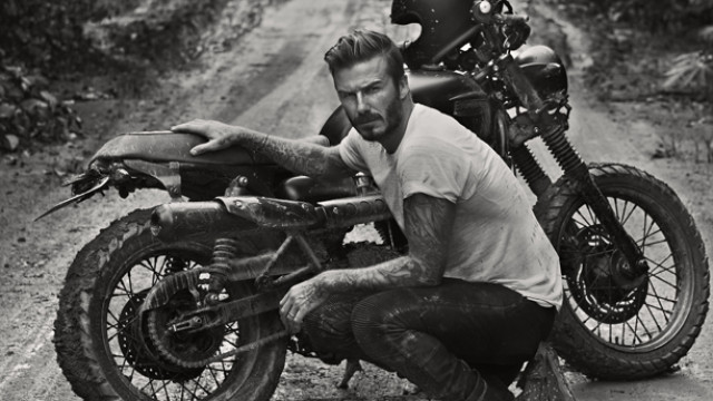 David Beckham documentary
