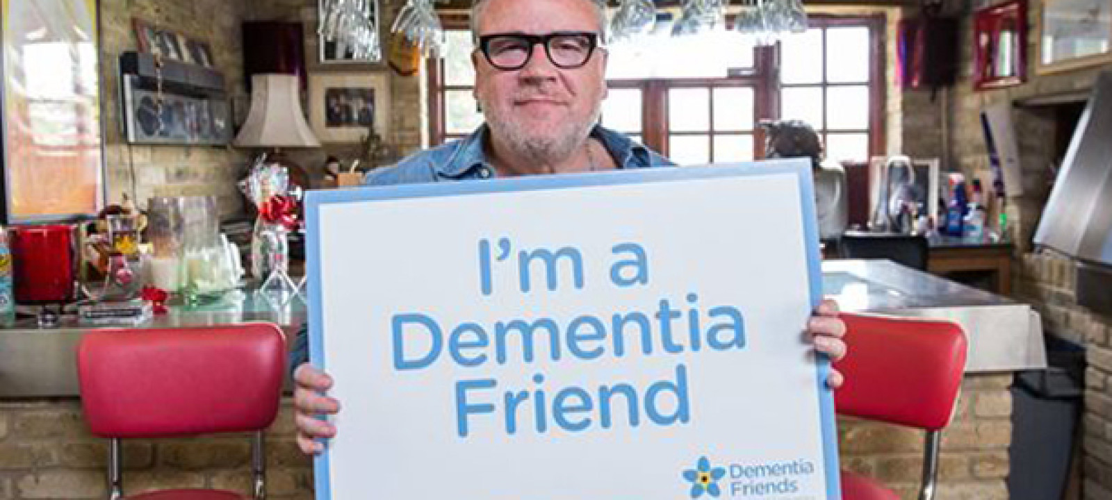 Dementia Advert, Ray Winstone
