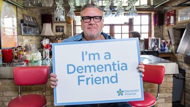 Dementia Advert, Ray Winstone