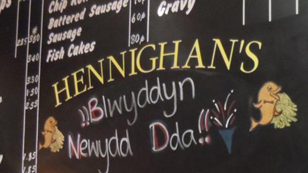 (Hennighan's)