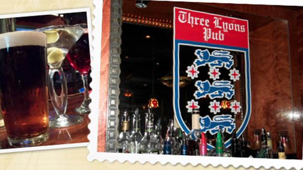 (Three Lyons Pub)