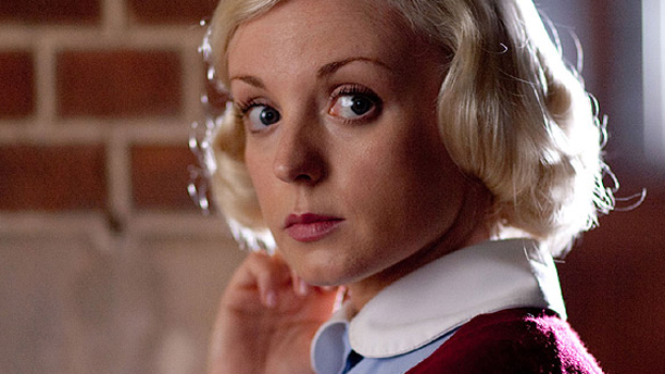Helen George plays Trixie in Call the Midwife. (PBS)