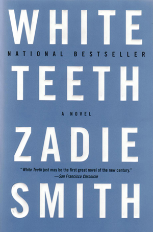 Zadie Smith's White Teeth hit book shelves in 2001. (Vintage)