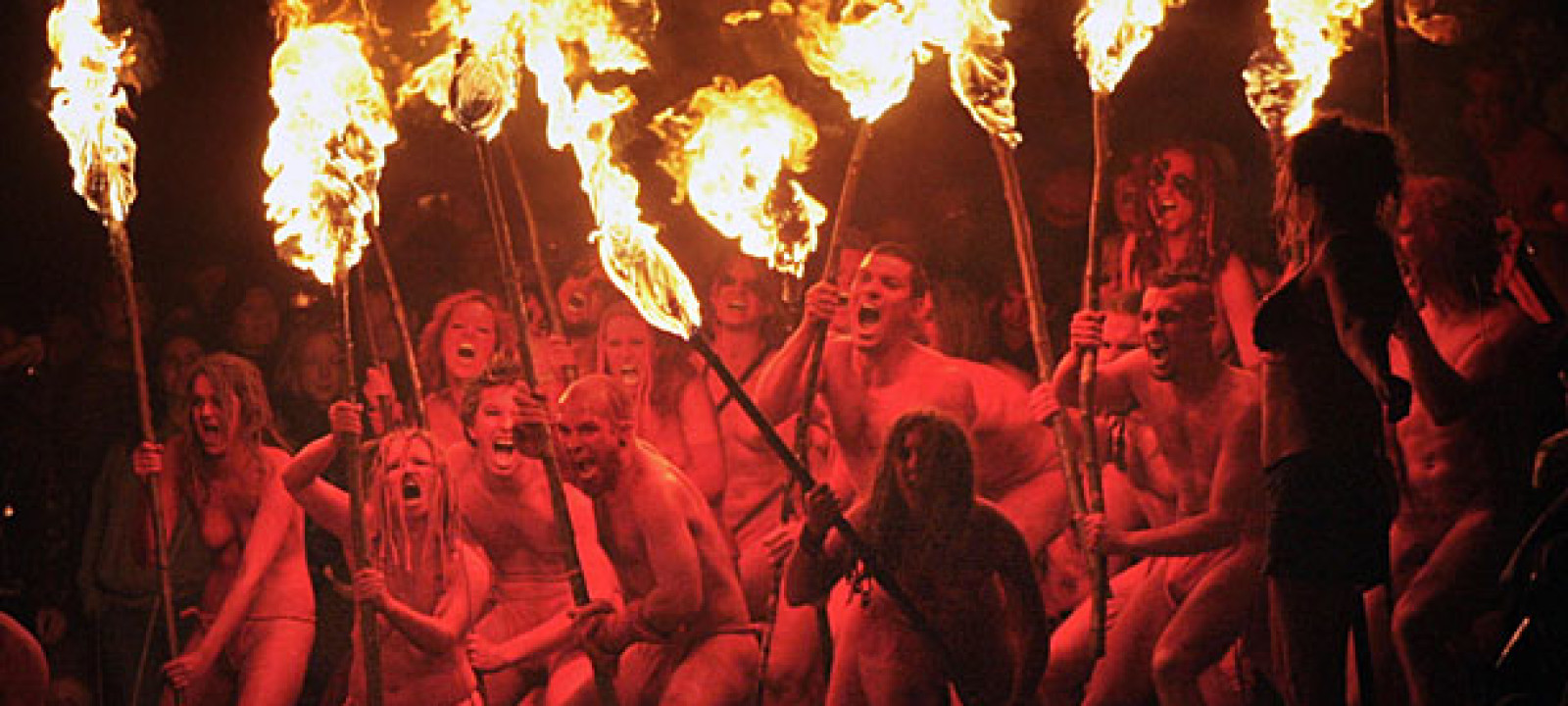 The Beltane Fire Festival, Edinburgh