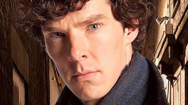 Benedict Cumberbatch in 'Sherlock' (Pic: BBC)