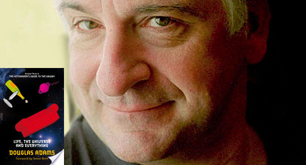 Douglas Adams (Pic: Wikipedia)
