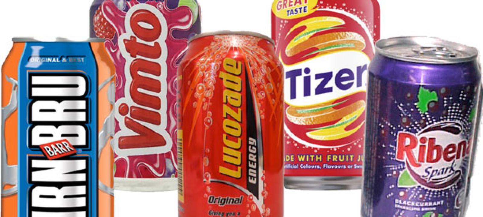 British soft drinks